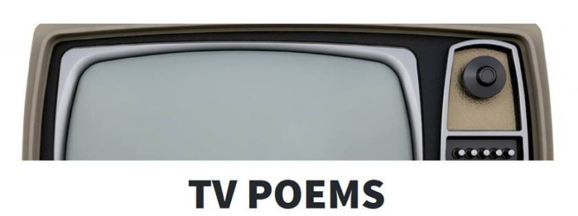 tv poems header